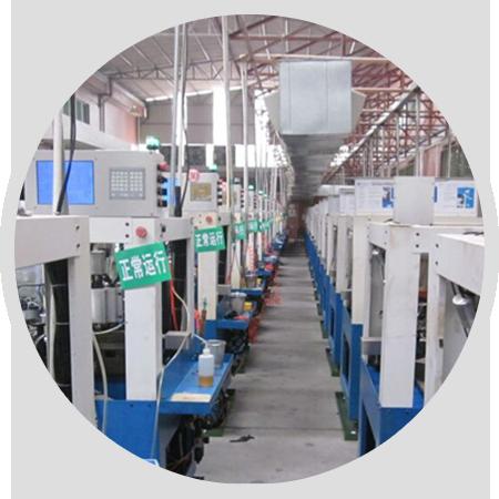 严谨完善的质量控制体系,<p>让产品质量更稳定</p>